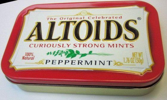 Altoids Peppermint 6 x 50g