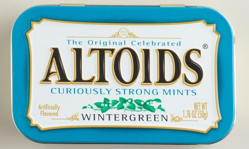 Altoids Wintergreen 6 x 50g