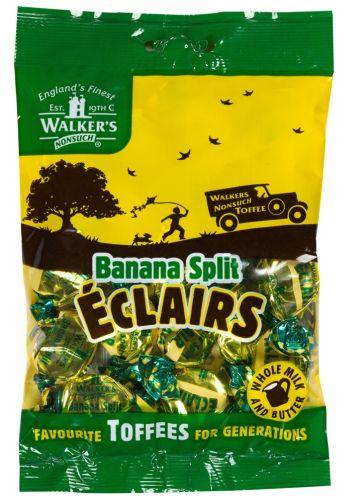 Walkers-NonSuch Bags Banana Split Eclairs 12 x 150g