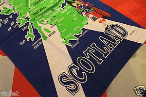 Iconic Scotland Tea Towel 12pk