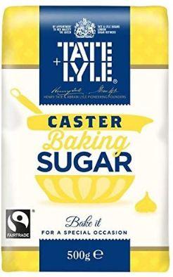 Tate & Lyle Sugar Caster 10 x 500g