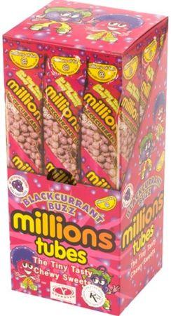 Millions Blackcurrant Buzz 12 x 65g