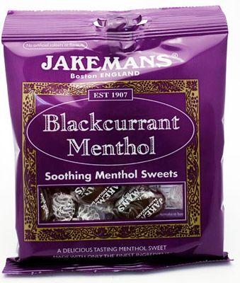 Jakemans Lozenges Blackcurrant
