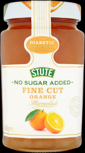 Stute NAS Fine Cut Orange Marmalade 6 x 430g