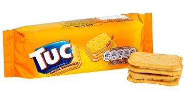 Jacobs Tuc Cheese Sandwich 12 x 150g