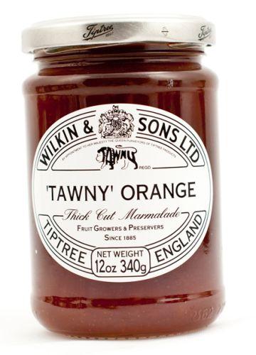 Tiptree (Wilkin & Sons) Tawny Orange Marmalade 6 x 454g
