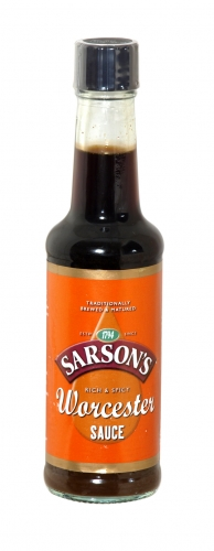 Sarsons Worcester Sauce 12 x 150ml