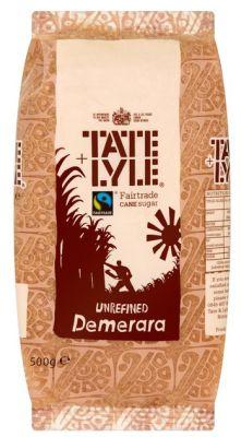 Tate & Lyle Unrefined Demerara Sugar 10 x 500g