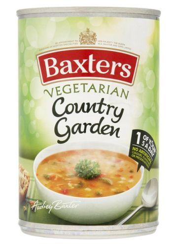 Baxters Soup  Veg. Country Garden 12 x 400g