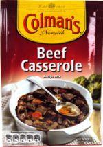 Colmans Sachets Beef Casserole 18 x 40g