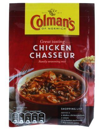 Colmans Sachets Chicken Chasseur 16 x 43g