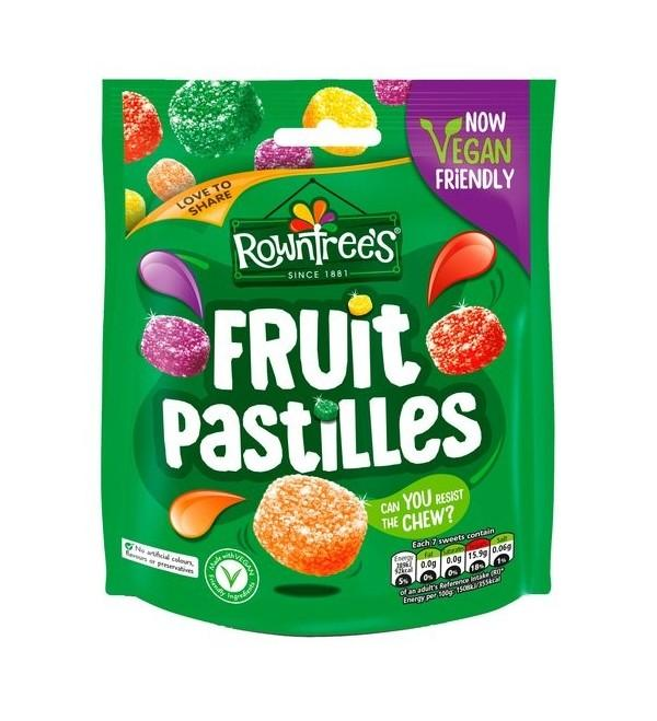 Rowntrees Fruit Pastilles Bags 10 x 143g