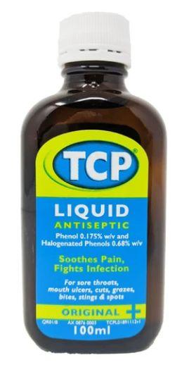 TCP Liquid Antiseptic 12 x 100ml