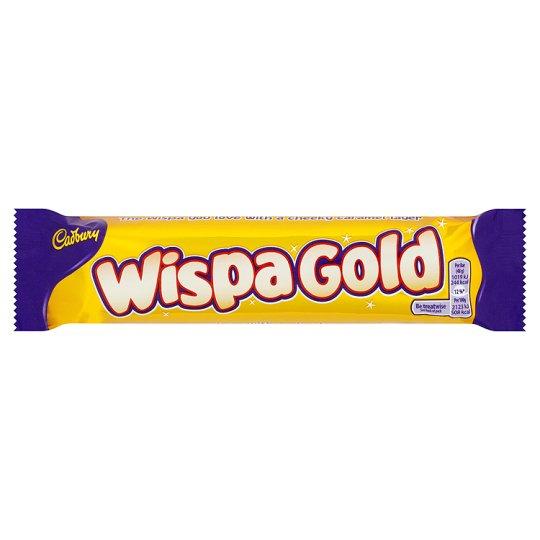 Cadbury Wispa Gold Standard 48 x 48g