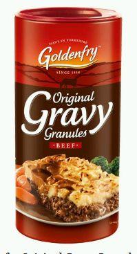 Goldenfry Original Beef Gravy Granules