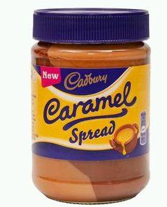 Cadbury Caramel Spread 6 x 400g