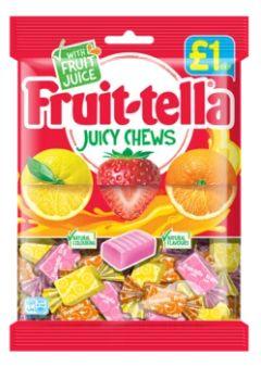 Fruitella Juicy Chews 12 x 135g