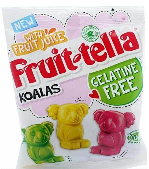 Fruitella Gelatine Free Hippos 15 x 120g