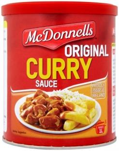 McDonnells Curry Sauce 12 x 250g