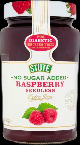 Stute NAS Raspberry Seedless Jam 6 x 430g