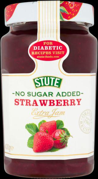 Stute NAS Strawberry Jam 6 x 430g
