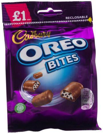 Cadbury Oreo Bites Pouch