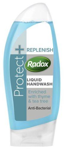 Radox Handwash Anti-Bac Replenish 6 x 250ml