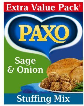 Paxo Sage & Onion 340g