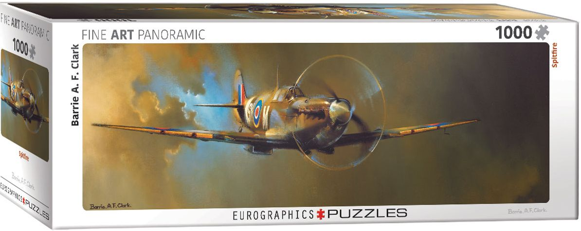 Puzzles - Spitfire 1000pcs
