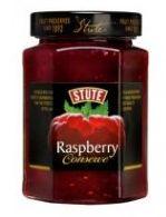 Stute Regular Raspberry Conserve Extra Jam  6 x 340g