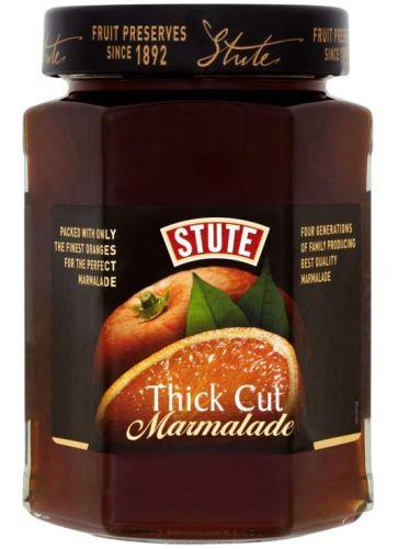 Stute Regular Thick Cut Orange Extra Marmalade  6 x 340g