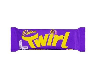 Cadbury Twirl Standard 48 x 43g
