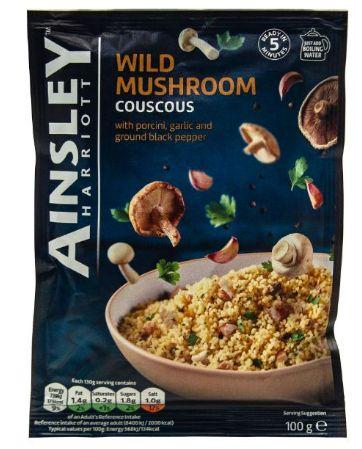 Ainsley Harriott Wild Mushroom Couscous 12 x 100g